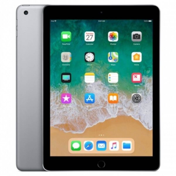 Apple iPad 9.7 (2018) wifi 128GB Negro
