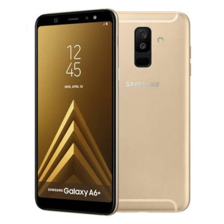 Samsung Galaxy A6 Plus Dorado