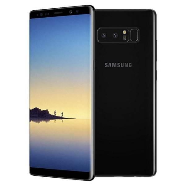 Samsung Galaxy Note 8 dual sim Negro
