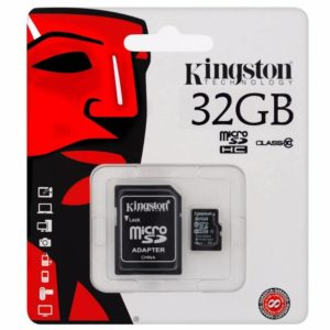 Memoria SD 32GB kingston