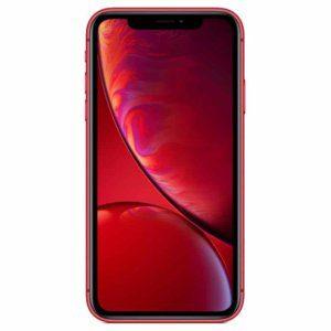 Apple iPhone XR 128GB Rojo