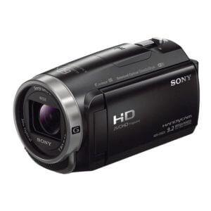 Cámaras de vídeo