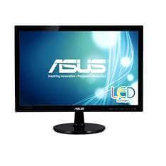 """Monitor LED Asus 18.5"""" vs197de 5ms VGA 1366x768"""