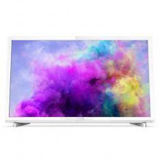 """TV philIPS 24"""" LED FULL HD 24pfs5603 (2018) 2 HDMI 1 USB dvb-t t2 t2-HD c s s2 satelite a+"""