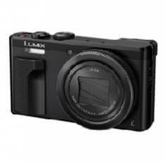 Cámara digital Panasonic lumix tz80eg-k negra 18.1 mp 30x táctil 4k WIFI