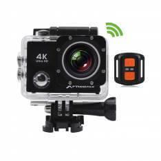 "Video cámara sport Phoenix xsport4k WIFI pantalla 2.0"" 4k fHD resistente agua estabilizador control remoto wireless 2.4gz"