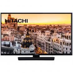 """TV hitachi 49"""" LED FULL HD 49he4000 smart TV WIFI 2 HDMI 1 USB a+ 600 bpi TDT2 satelite"""