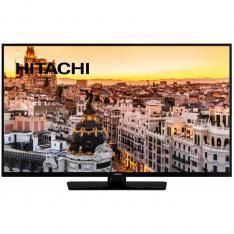 """TV hitachi 40"""" LED FULL HD 40he4001 smart TV WIFI 2 HDMI 1 USB a+ 600 bpi TDT2 satelite"""