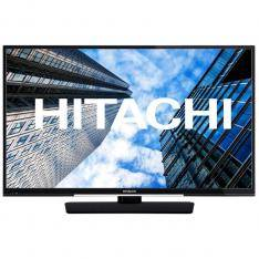 "TV hitachi 49"" LED 4k uHD 49hk4w64 HDr10 hlg smart TV WIFI bluetooth 3 HDMI 2 USB a+ dvb t2 cable s2"