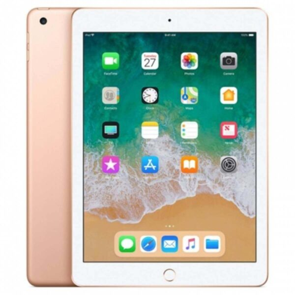 Apple iPad 9.7 (2018) wifi 128GB Dorado