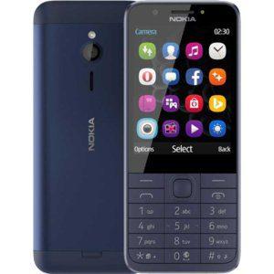 Nokia 230 Dual-SIM pacman blue