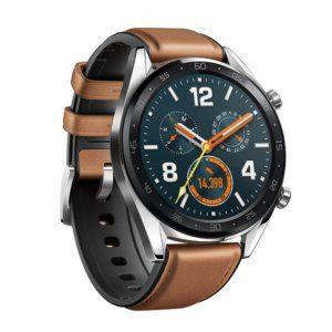 Huawei Watch GT Clásico Cuero Marrón