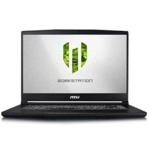 MSI WS65 9TL-816ES I7, QUADRO RTX4000 8GB, 32GB, 1TB SSD, 15.6″