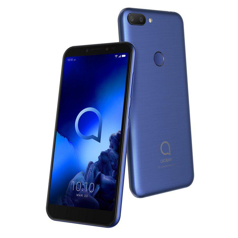 Alcatel 1S 4/64GB Azul - Tecnomari - Venta de electrónica