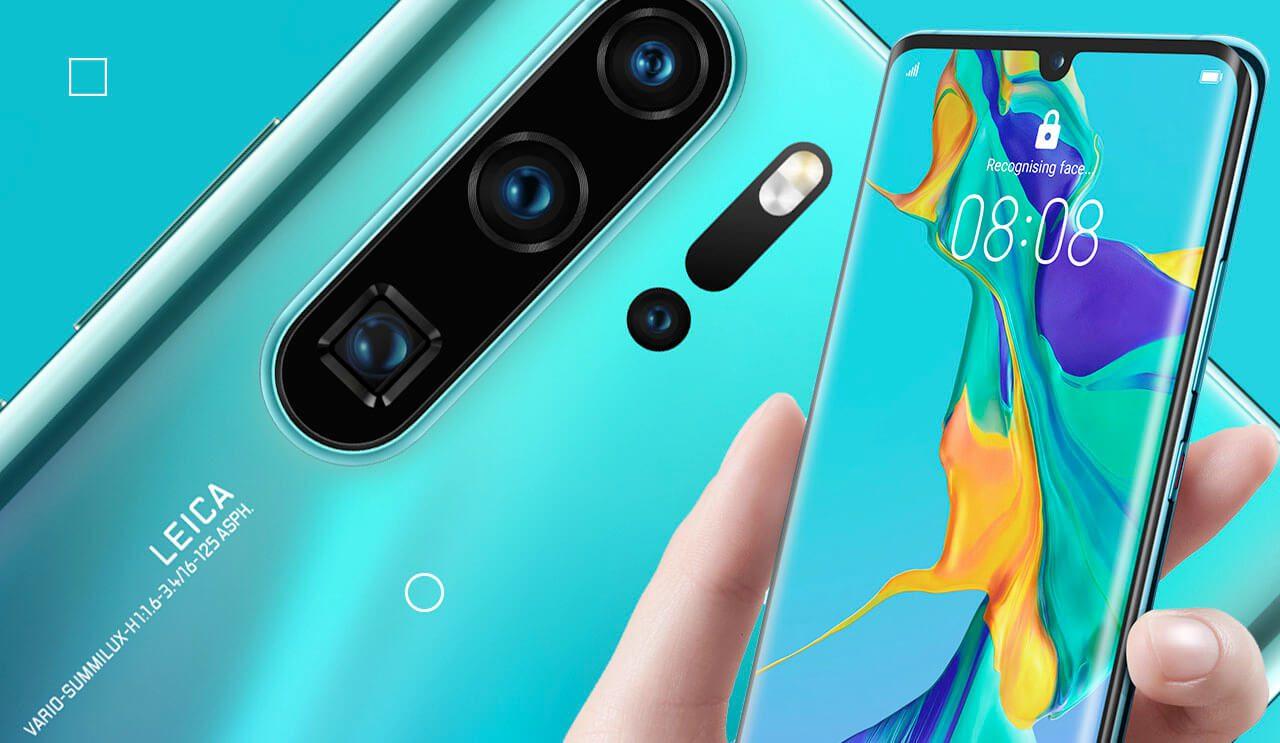 Oferta Black Friday Móvil Huawei P30