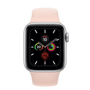 Apple Watch Series 5 Rosa 40mm