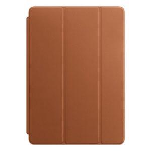 Funda Leather Smart Cover para el iPad (7.ª generación) y el iPad Air (3.ª generación) – Marrón caramelo