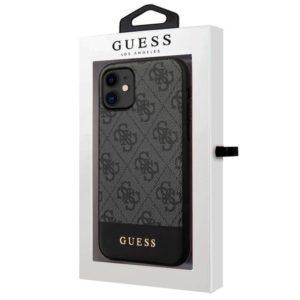 Carcasa iPhone 11 Licencia Guess Tela Negro