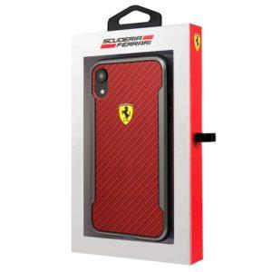 Carcasa iPhone XR Licencia Ferrari Hard Case