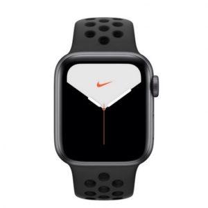 Apple Watch Nike Series 5 GPS + Cellular 40mm Aluminio Gris Espacial con Correa Deportiva Antracita