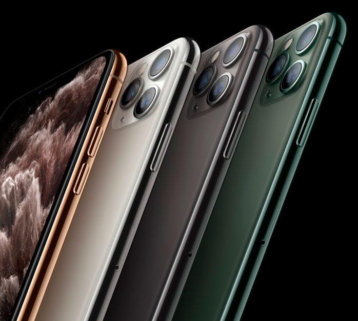 Oferta móviles gama alta