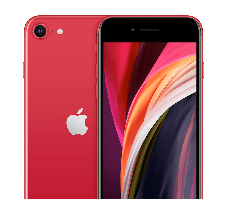 Nuevo iPhone SE Red