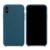 Funda iPhone XS Turquesa Oscuro