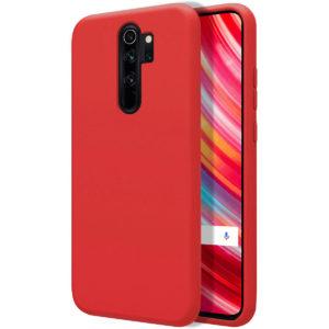 Funda Xiaomi Redmi Note 8 Pro Rojo