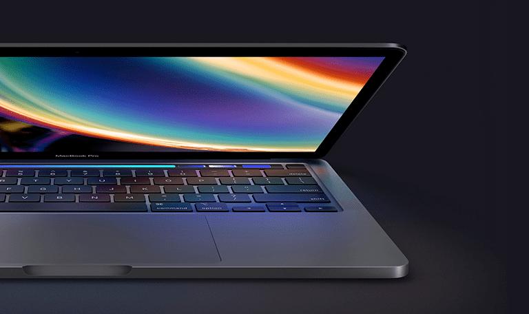 Macbook Pro 2020 Detalle