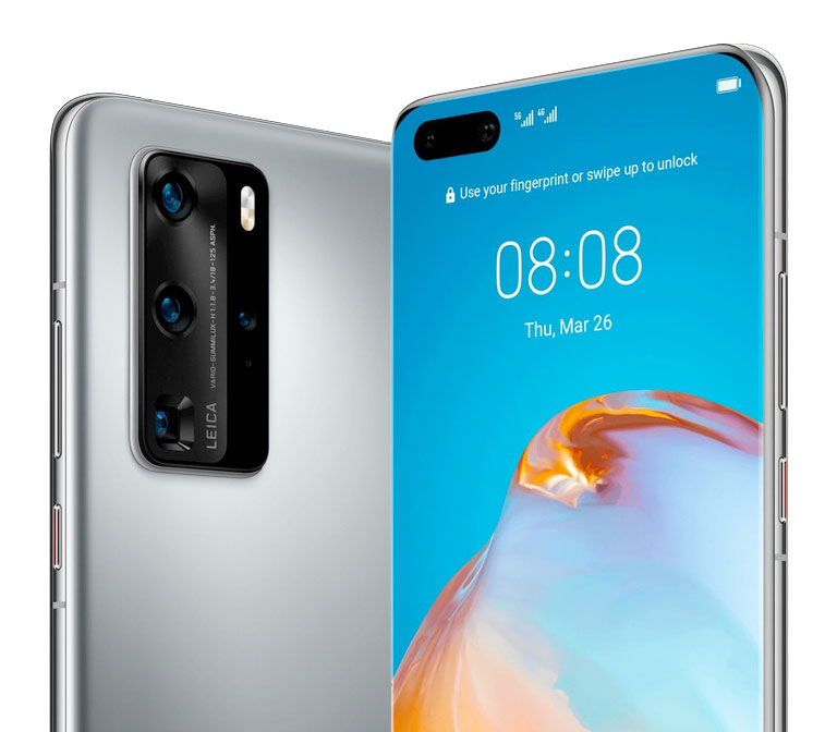 Oferta móvil Huawei P40 Pro