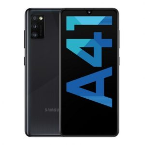 Samsung Galaxy A41 4/64GB Negro