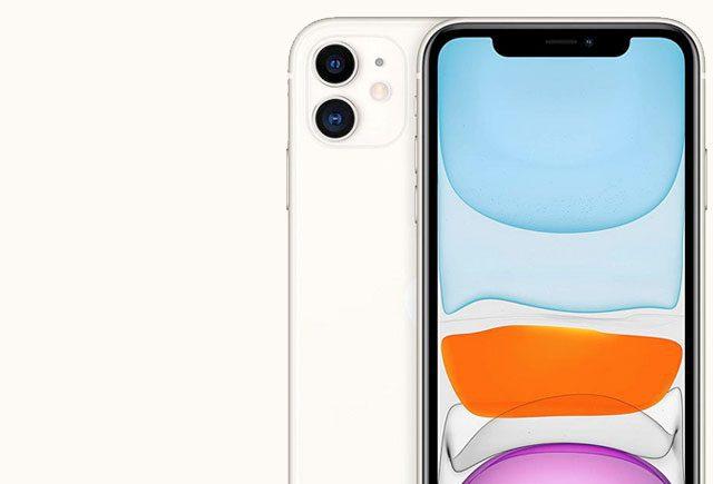 Oferta iPhone 11 blanco 128 gb