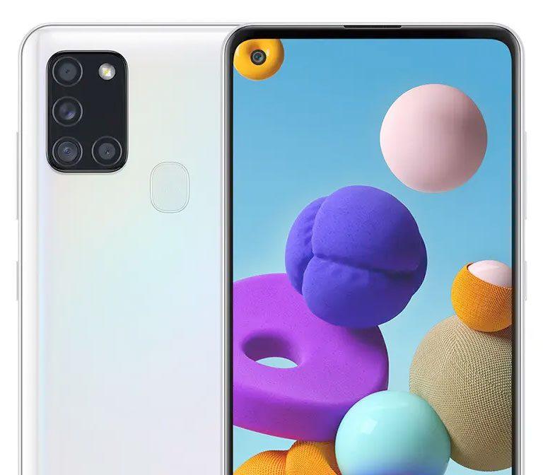 Oferta móvil Galaxy A21S