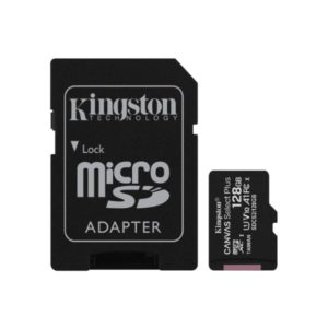 Kingston MicroSD 128 GB SDCS2/128GB
