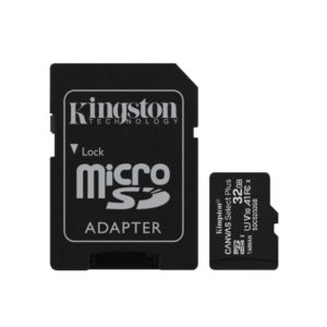Kingston MicroSD 32 GB SDCS2/32GB