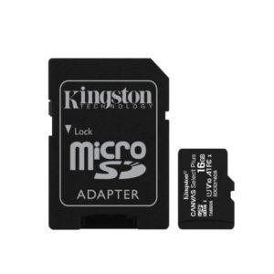 Kingston MicroSD 16 GB SDCS2/16GB