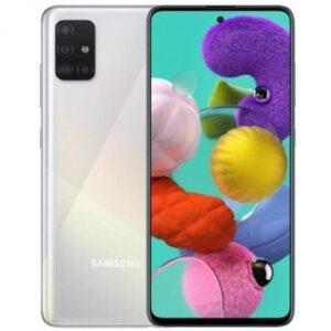 Samsung Galaxy A71 Plata REACONDICIONADO