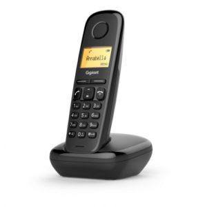 Gigaset A170 Teléfono Dect Negro