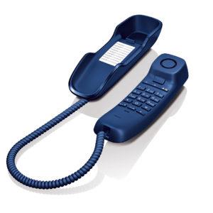 Gigaset DA210 Teléfono Fijo Azul
