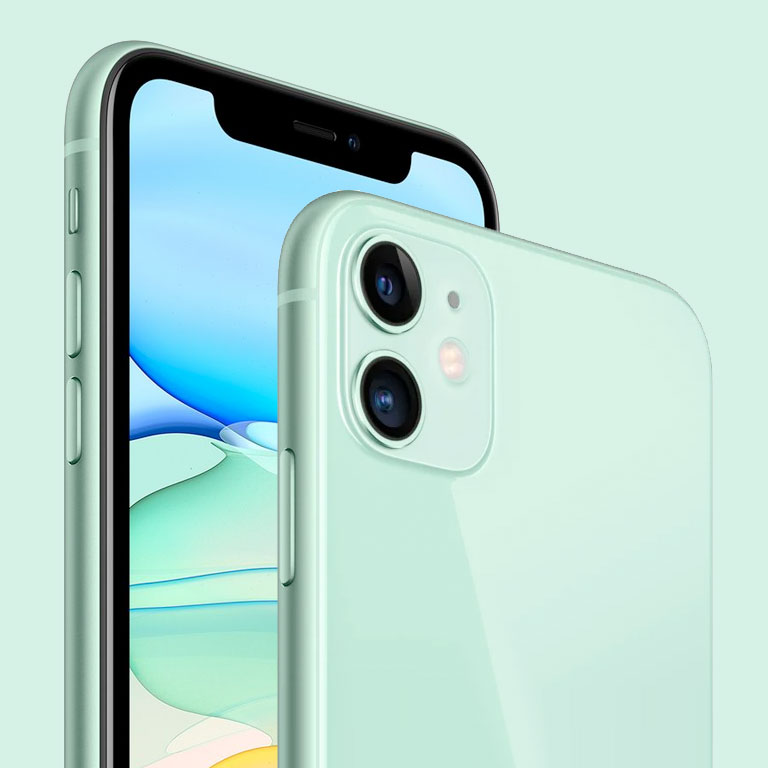 Móviles Top alta gama iPhone 11