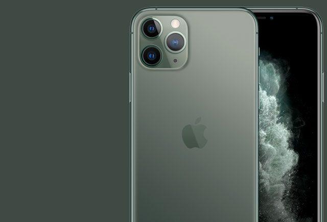 Oferta iPhone 11 Pro Max Verde