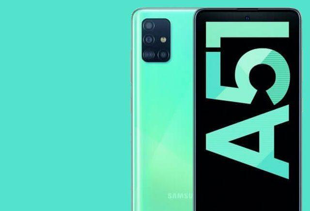 Oferta móvil Galaxy A51