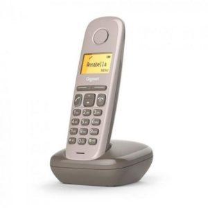 Gigaset A170 Teléfono Dect Marrón