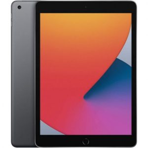 Apple iPad 2020 10.2″ 32GB Wifi Gris Espacial