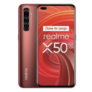 Realme X50 Pro 128 GB Rojo Rústico COMO NUEVO