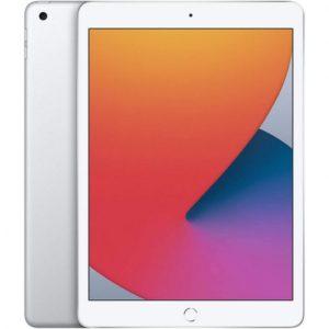Apple iPad 2020 10.2″ 128GB Wifi Plata
