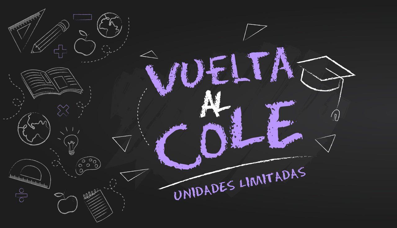 Vuelta al Cole - Ofertas en tecnología