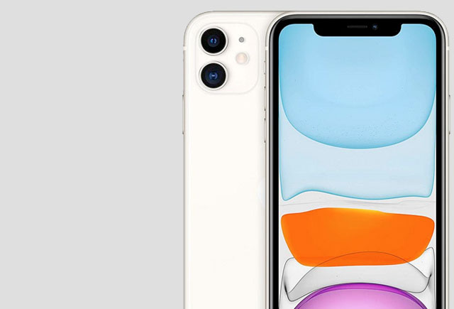 Oferta iPhone 11 blanco 128Gb