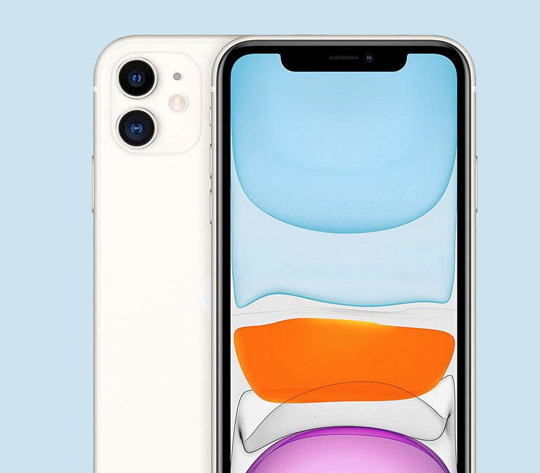 Oferta iPhone 11 blanco