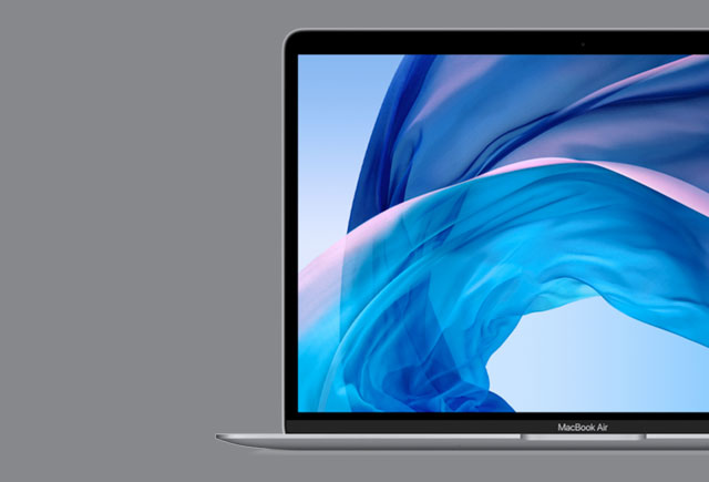 Oferta Macbook Air Gris Espacial-core i5